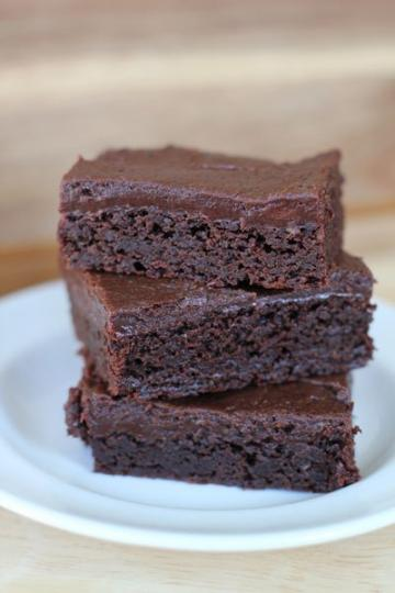 Brownies  με αλεύρι ντίνκελ