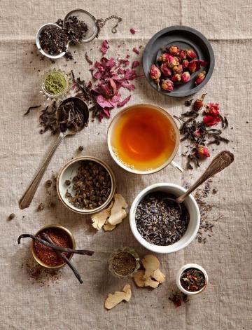 Μαγειρική και Διατροφή: Φτιάξτε το δικό σας μείγμα για παγωμένο τσάι