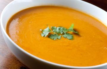 Συνταγή: Κοκκινές φακές σούπα