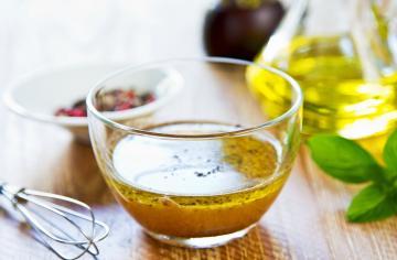Μαγειρική και Διατροφή: Λάδι & Ξύδι ή αλλιώς vinaigrette