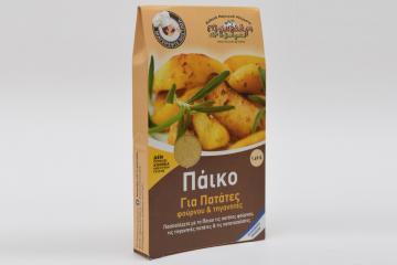 Μείγμα μπαχαρικών για πατάτες-Πάικο