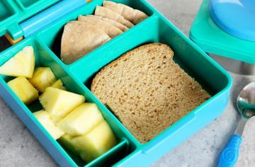 Μαγειρική και Διατροφή: To κολατσιό στο σχολείο