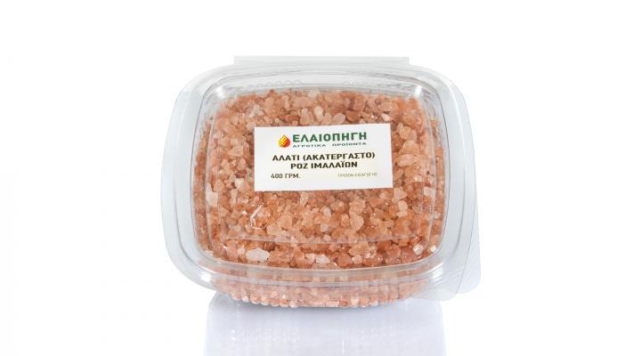 Αλάτι ακατέργαστο ροζ Ιμαλαΐων χοντρό