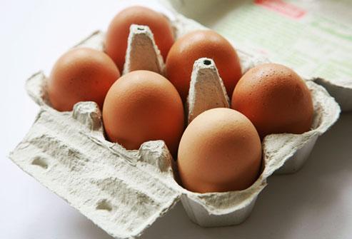 Αυγά - 6 τεμάχια
