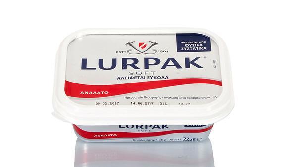 Βούτυρο Lurpak soft ανάλατο (σκαφάκι)