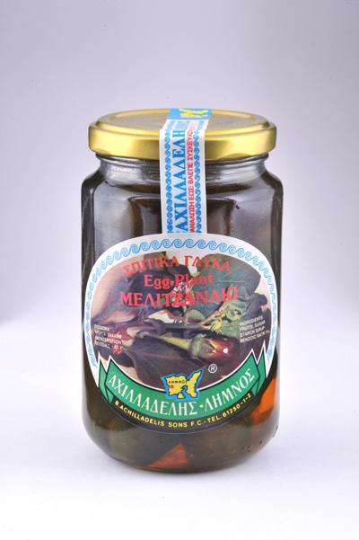 Γλυκό κουταλιού Λήμνου Μελιτζανάκι