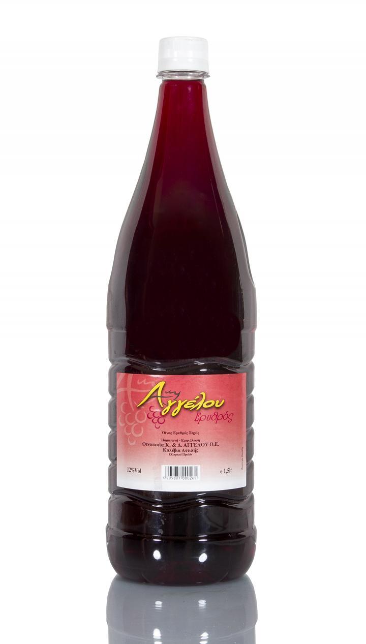 Κρασί ερυθρό Αγγέλου
