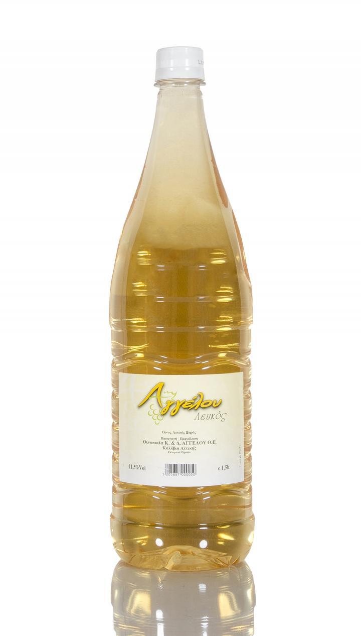 Κρασί λευκό Αγγέλου