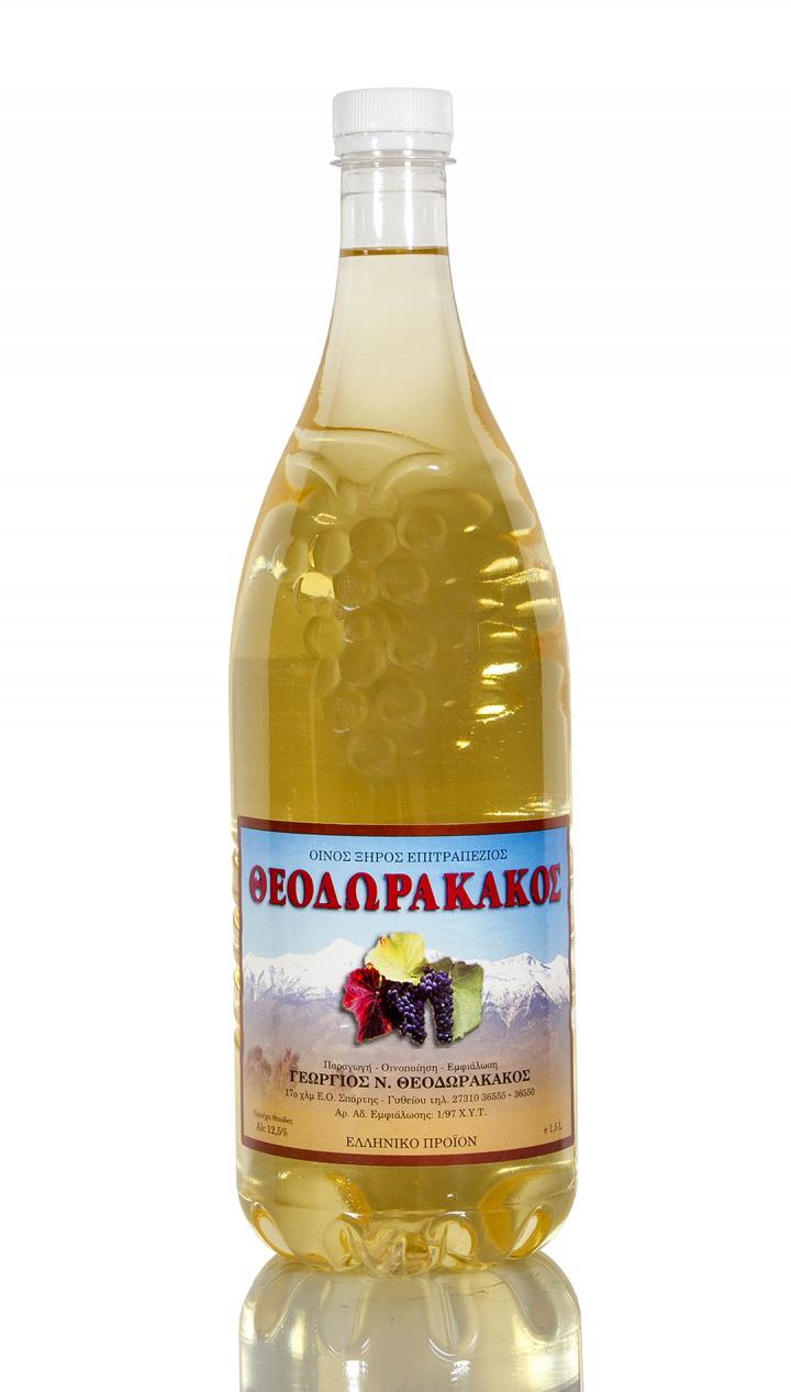 Κρασί λευκό Θεοδωρακάκου