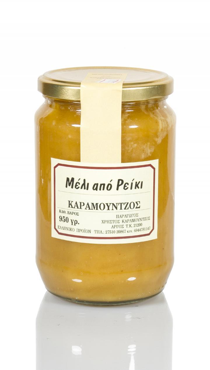 Μέλι ρείκι Καραμούντζος