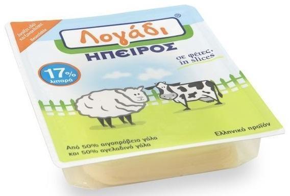 Τυρί Λογάδι για τοστ