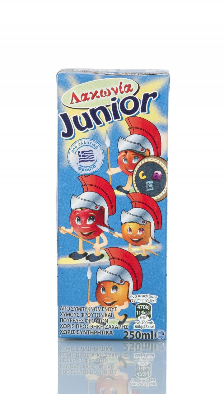 Χυμός junior Blue